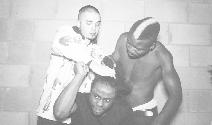 "First Look Friday: Young Fathers - ""GET UP"" x ""Low"""