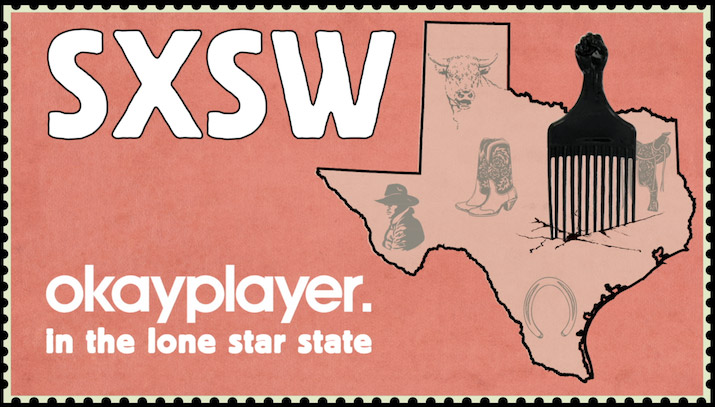 Okayplayer SXSW Video