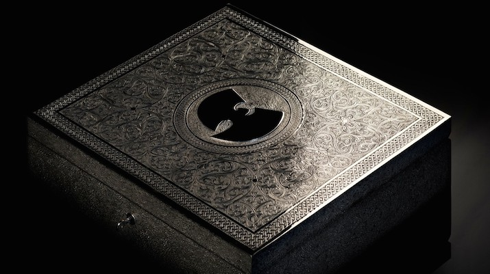 Wu-Tang Reveals Plans To Release Just One Copy Of Their Secret Album (1 of 1)