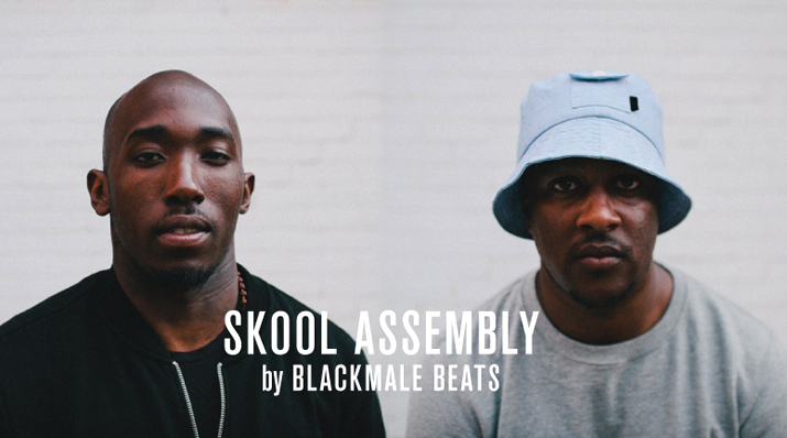 Mixtape Mondays: Blackmale Beats - Skool Assembly mix