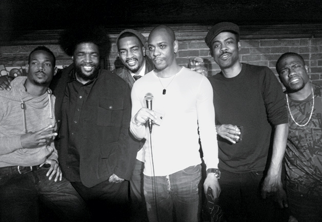 Dave Chappelle, Chris Rock, Questlove & More Recount That One Magic Night At The Comedy Cellar
