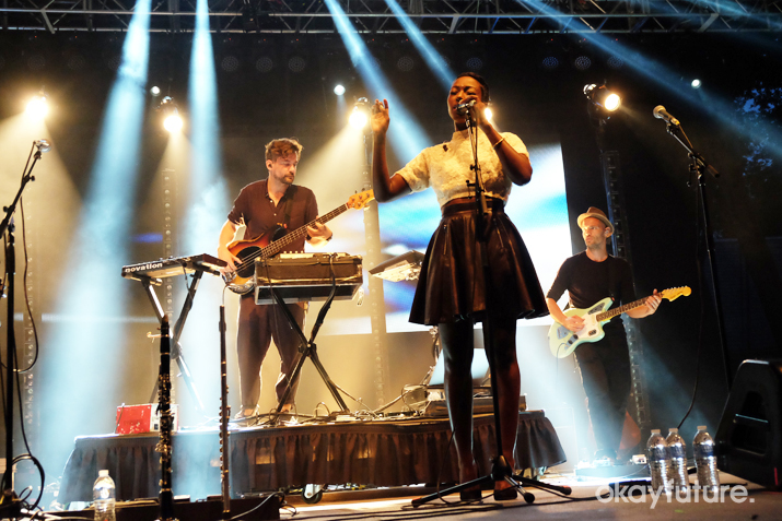Okayfuture TV: Bonobo, Cibo Matto + ODESZA Bring The Future To Central Park Summerstage