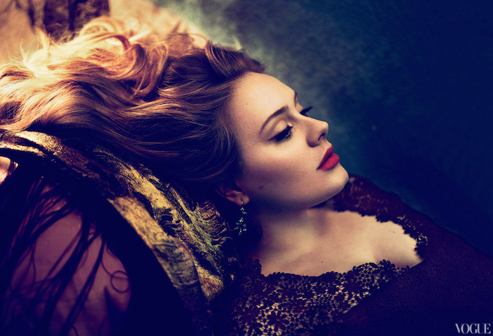 Adele Announces '25' LP And Supporting Tour For 2015