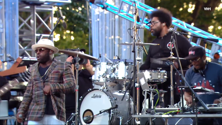 Watch The Roots Run Through The Hits In Philly For The 4th Of July Jam
