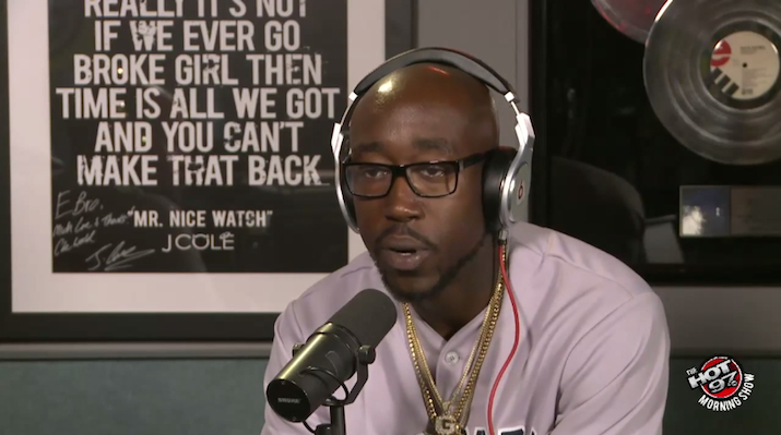 Freddie Gibbs Talks 'Piñata' LP, Parting Ways With Jeezy On 'Ebro In The Morning'