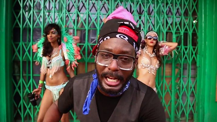 """Toronto MC k-os Returns With The Self-Directed Official Video For """"WilD4TheNight"""" Filmed In His Home Country Of Trinidad."""