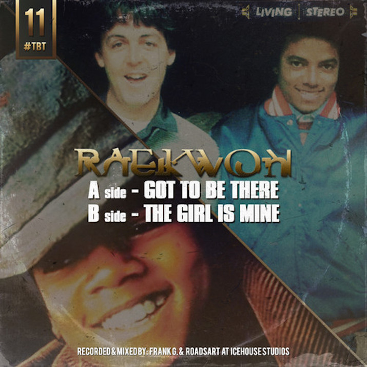 "Raekwon Wishes Michael Jackson An Early Birthday w/ A Flip Of ""Got To Be There"" & ""The Girl Is Mine"""