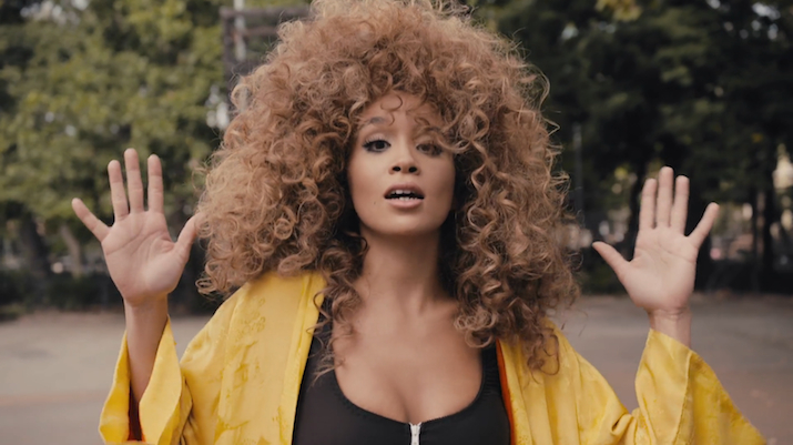 Lion Babe Feat Childish Gambino Quot Jump Hi Quot Official