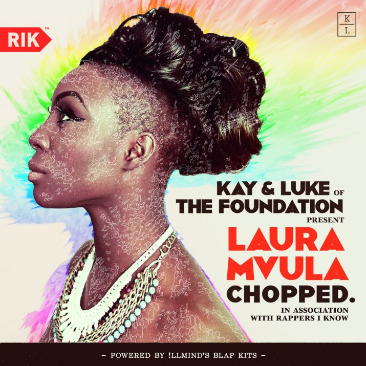 Kay & Luke Of The Foundation Present The 'Laura Mvula Chopped' Powered By !llmind's Blap Kits In Association With Rappers I Know.